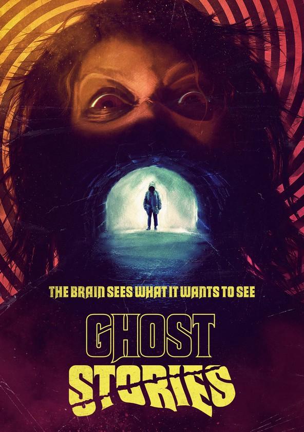 GHOST STORIES (2018)   Groovy Movie Guy